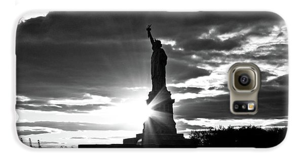 Galaxy S6 Case featuring the photograph Liberty by Ana V Ramirez
