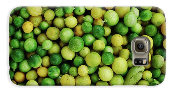 Limes Galaxy S6 Case by Happy Home Artistry