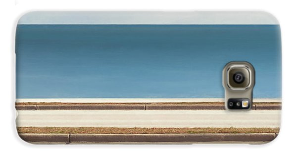 Lincoln Memorial Drive Galaxy S6 Case by Scott Norris