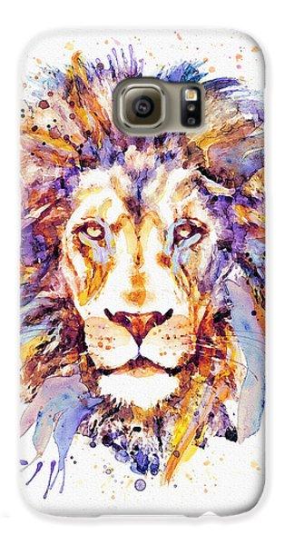 Lion Head Galaxy S6 Case