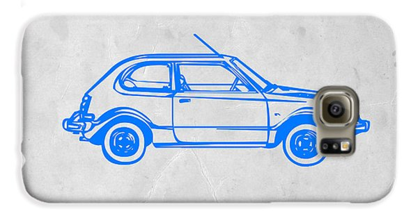 Beetle Galaxy S6 Case - Little Car by Naxart Studio