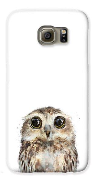Little Owl Galaxy S6 Case