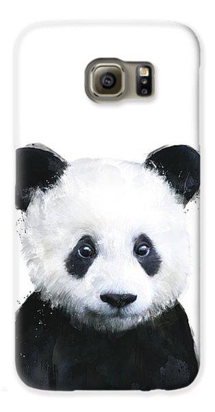 Portraits Galaxy S6 Case - Little Panda by Amy Hamilton