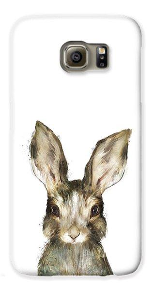 Little Rabbit Galaxy S6 Case by Amy Hamilton