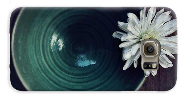 Flowers Galaxy S6 Case - Live Simply by Priska Wettstein