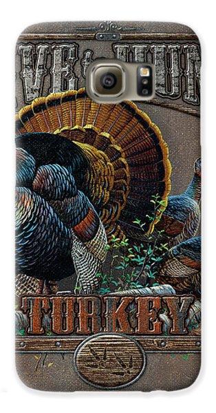 Turkey Galaxy S6 Case - Live To Hunt Turkey by JQ Licensing
