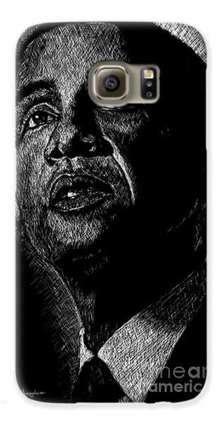 Living The Dream Galaxy S6 Case by Maria Arango