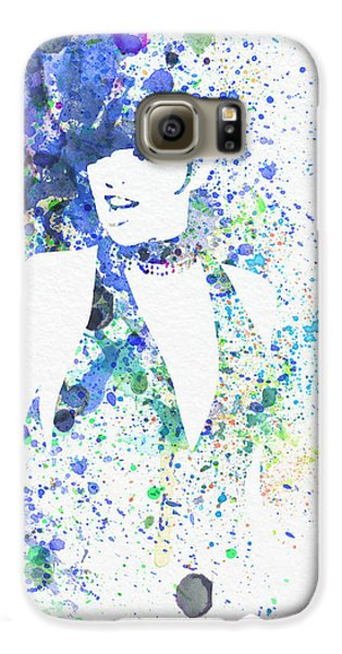 Cuckoo Galaxy S6 Case - Liza Minnelli Cabaret by Naxart Studio