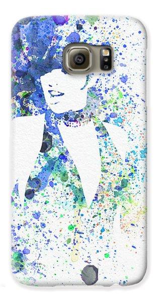 Liza Minnelli Cabaret Galaxy S6 Case by Naxart Studio