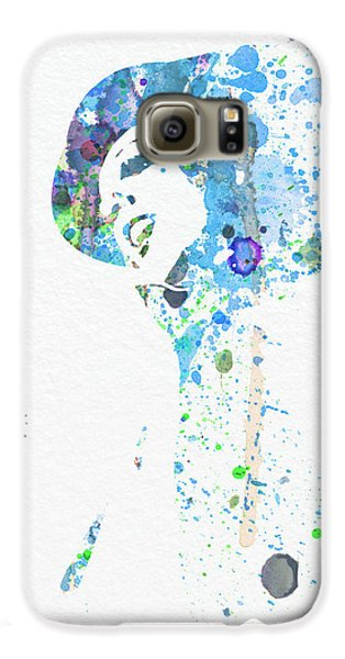 Cuckoo Galaxy S6 Case - Liza Minnelli by Naxart Studio