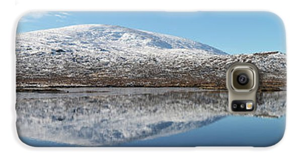 Loch Droma Panorama Galaxy S6 Case by Grant Glendinning