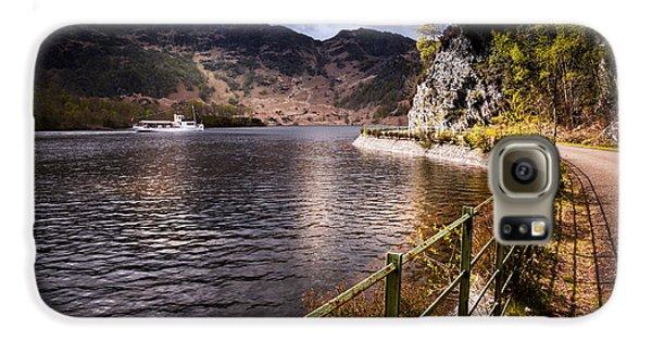 Loch Katrine Galaxy S6 Case