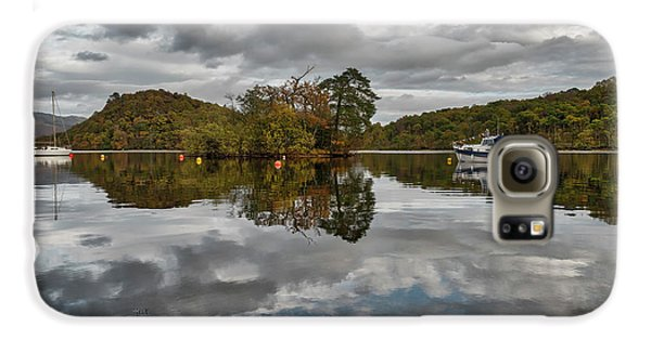 Loch Lomond At Aldochlay Galaxy S6 Case