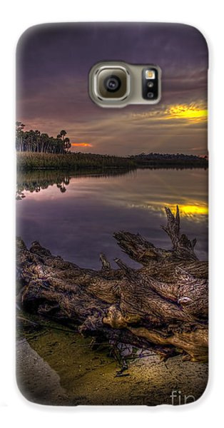 Mangrove Galaxy S6 Case - Logging Out by Marvin Spates