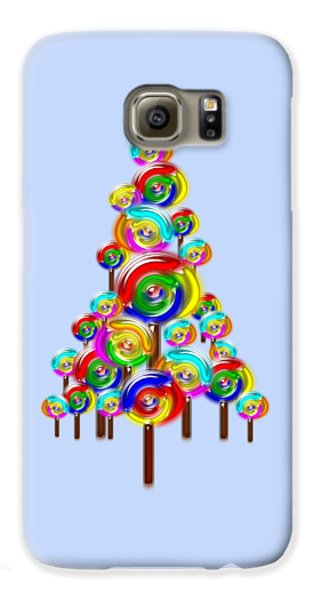 Lollipop Tree Galaxy S6 Case