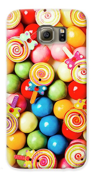 Lolly Shop Pops Galaxy S6 Case