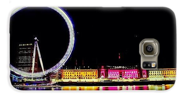 London Galaxy S6 Case - #london #british #photooftheday #bigben by Ozan Goren