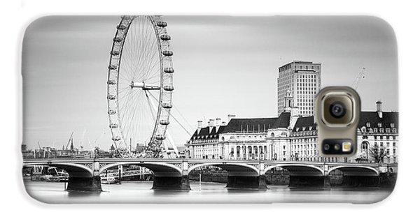 London Eye Galaxy S6 Case by Ivo Kerssemakers