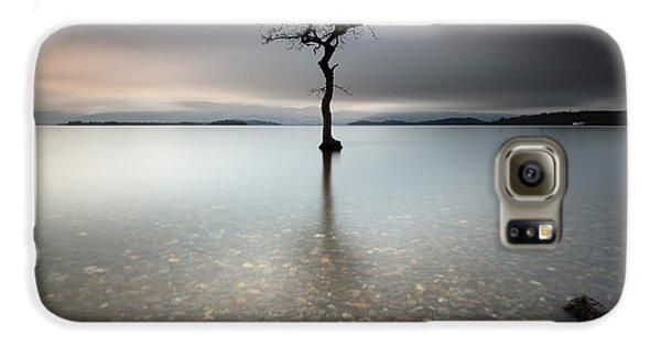 Lone Tree Loch Lomond Galaxy S6 Case