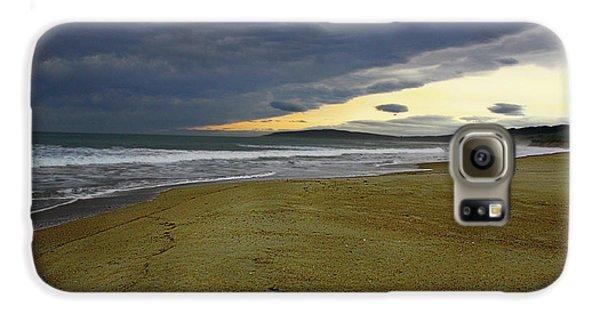 Lonely Beach Galaxy S6 Case