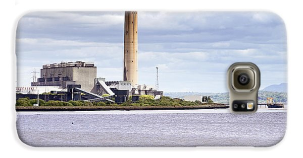 Galaxy S6 Case featuring the photograph Longannet Power Station by Jeremy Lavender Photography