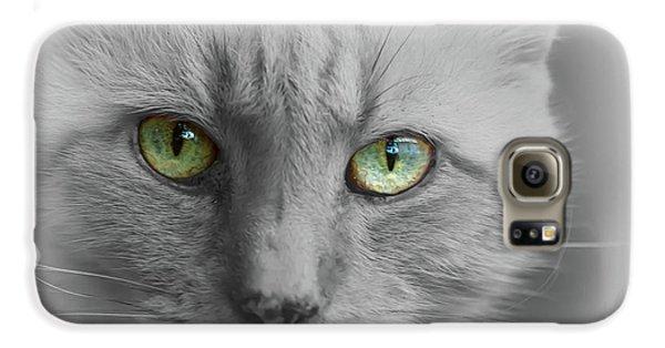 Look Into My Eyes  Galaxy S6 Case