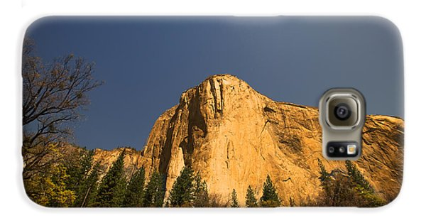 Looming El Capitan  Galaxy S6 Case by Kim Wilson