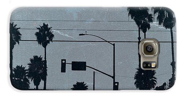 Los Angeles Galaxy S6 Case by Naxart Studio