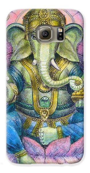 Lotus Ganesha Galaxy S6 Case