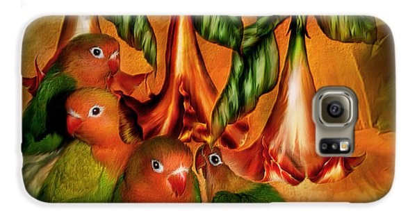 Love Among The Trumpets Galaxy S6 Case