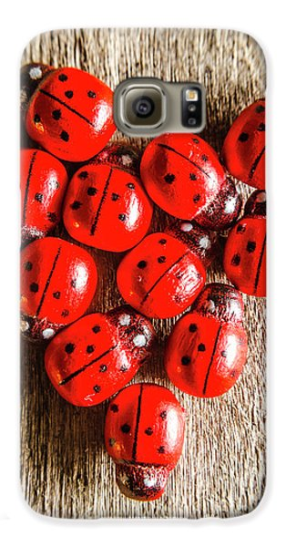 Beetle Galaxy S6 Case - Love Bug by Jorgo Photography - Wall Art Gallery