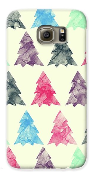 Lovely Pattern II Galaxy S6 Case by Amir Faysal