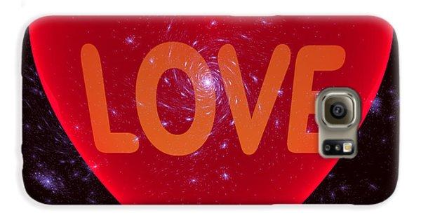 Loving Heart Galaxy S6 Case