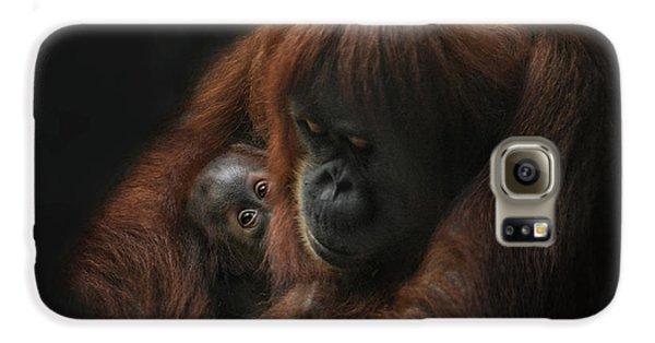 loving her Baby Galaxy S6 Case