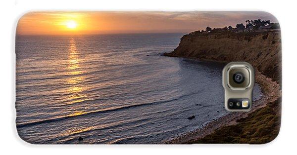 Lunada Bay Sunset Galaxy S6 Case