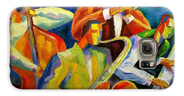Trumpet Galaxy S6 Case - Magic Music by Leon Zernitsky