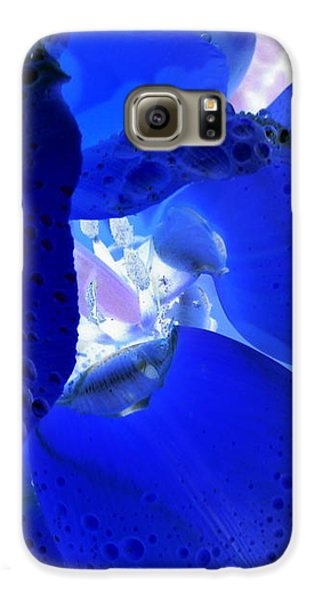 Galaxy S6 Case - Magical Flower I by Orphelia Aristal