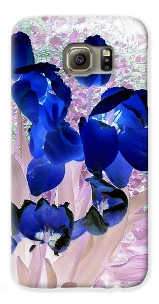 Galaxy S6 Case - Magical Flower I I by Orphelia Aristal