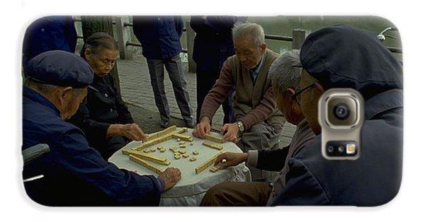 Mahjong In Guangzhou Galaxy S6 Case