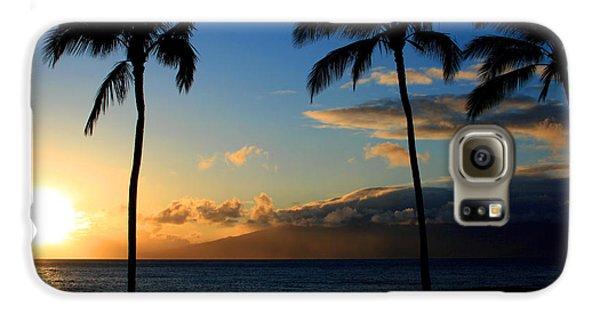 Mai Ka Aina Mai Ke Kai Kaanapali Maui Hawaii Galaxy S6 Case