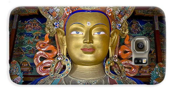 Maitreya Buddha Galaxy S6 Case
