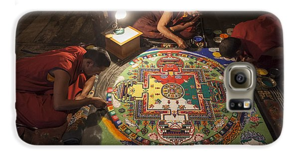 Making Of Mandala Galaxy S6 Case by Hitendra SINKAR