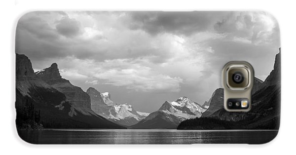 Maligne Lake Galaxy S6 Case