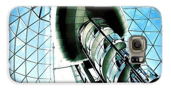 Architecture Galaxy S6 Case - Mall by Mark B