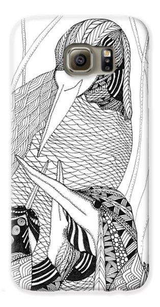 Mama Heron Galaxy S6 Case