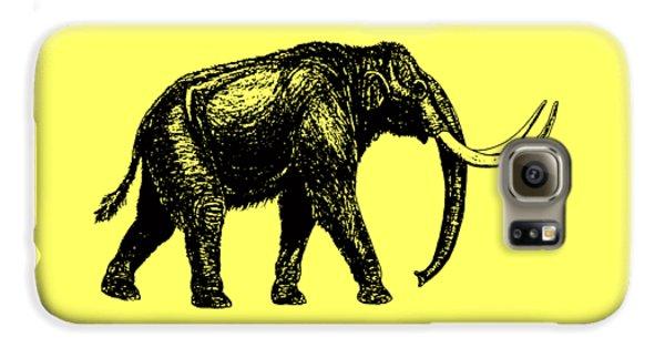 Mammoth Tee Galaxy S6 Case by Edward Fielding