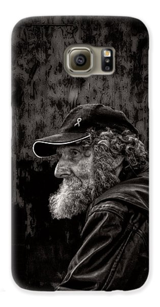 Man With A Beard Galaxy S6 Case by Bob Orsillo
