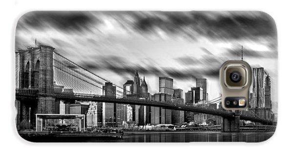 Manhattan Moods Galaxy S6 Case