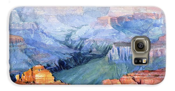 Impressionism Galaxy S6 Case - Many Hues by Steve Henderson