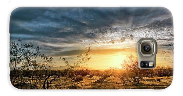 March Sunrise Galaxy S6 Case